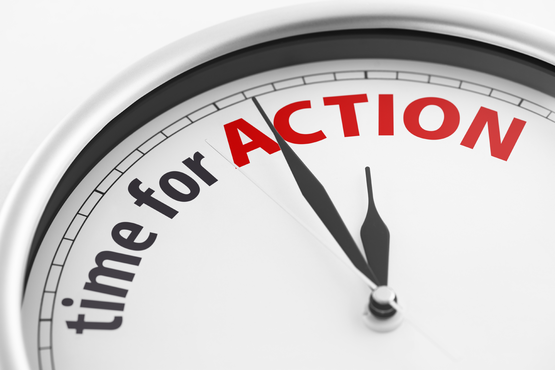 Tid til handling